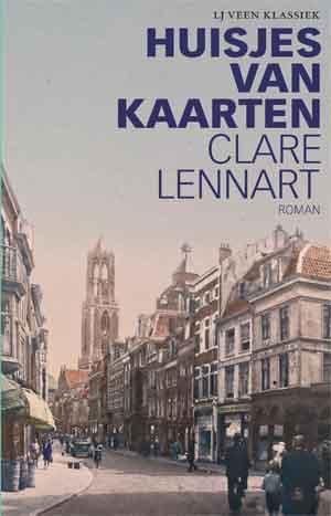 Clare Lennart Huisjes van kaarten Recensie Roman uit 1938