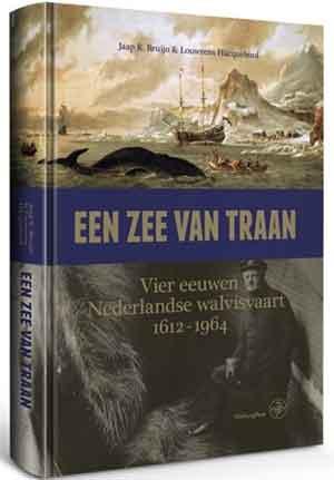 Een zee van traan Boek over de Walvisvaart recensie en informatie