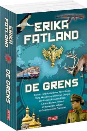 Erika Fatland De grens Recensie en Informatie