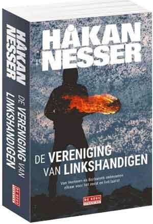Håkan Nesser De vereniging van linkshandigen Recensie en Informatie