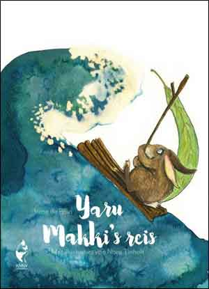 Irene de Pous Yaru Makki's reis Recensie en Informatie Kinderboek over Schiermonnikoog