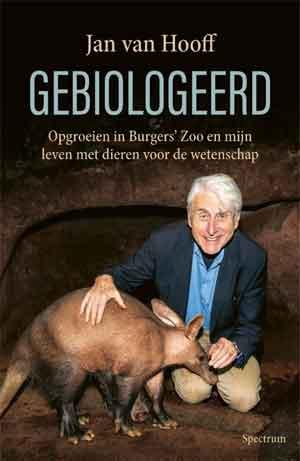Jan van Hooff Gebiologeerd Recensie Autobiografie