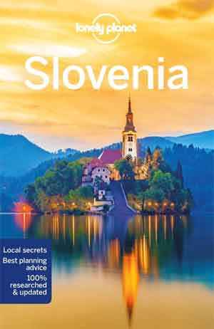 Lonely Planet Slovenië