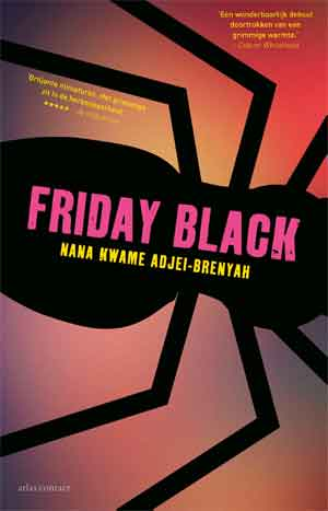 Nana Kwame Adjei-Brenyah Friday Black Recensie