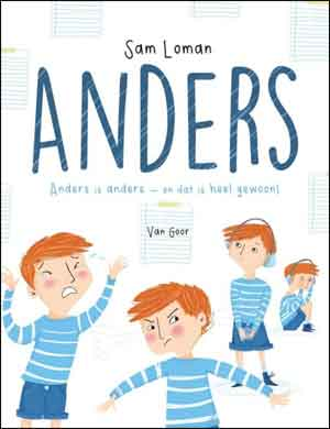 Sam Loman Anders Prentenboek over Autisme