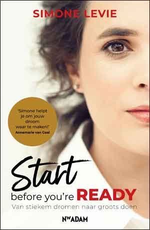 Simone Levie Start Before You're Ready Recensie