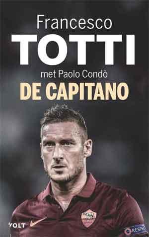 Francesco Totti Boek De Capitano Recensie