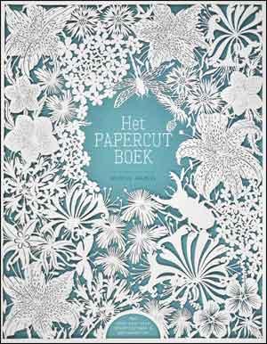Geertje Aalders Het papercutboek Recensie Boek over Papierknipkunst
