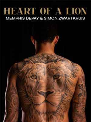 Memphis Depay Boek Heart of a Lion