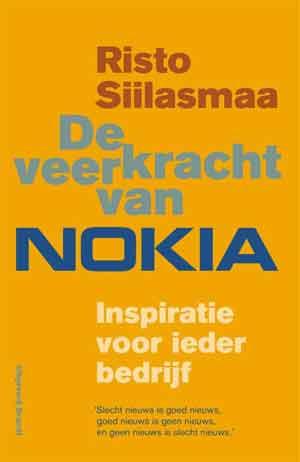 Risto Siilasmaa De veerkracht van Nokia Recensie