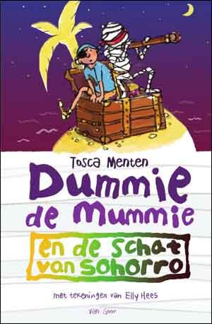 Tosca Menten Dummie de Mummie en de schat van Sohorro Recensie