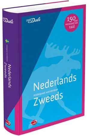 Van Dale Nederlands Zweeds Woordenboek