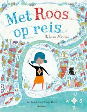 Deborah Marcero Met Roos op reis Recensie Prentenboek