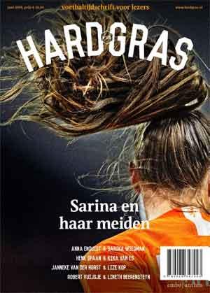 Hard Gras 126 Nederlands Vrouwenelftal