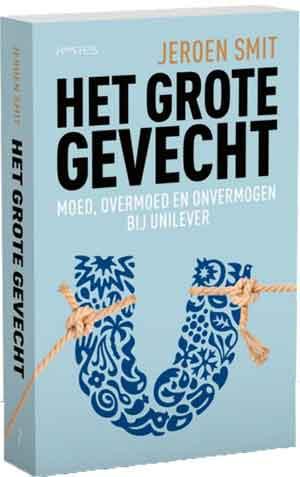 Jeroen Smit Het grote gevecht Recensie