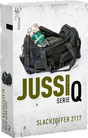 Jussi Adler-Olsen Slachtoffer 2117 Recensie