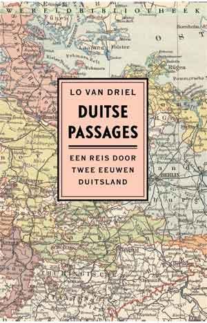 Lo van Driel Duitse passages Recensie Boek over Duitsland