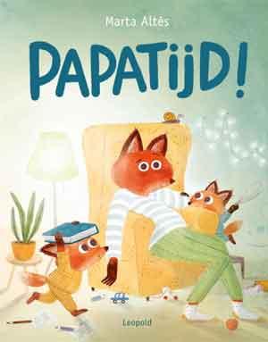 Marta Altés Papatijd Prentenboek Recensie