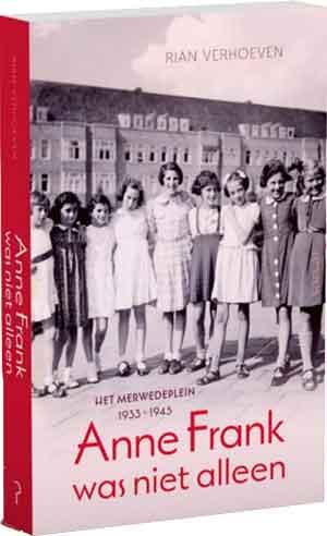 Rian Verhoeven Anne Frank was niet alleen Recensie