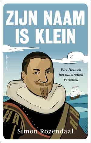 Simon Rozendaal Zijn naam is klein Recensie Boek over Piet Hein
