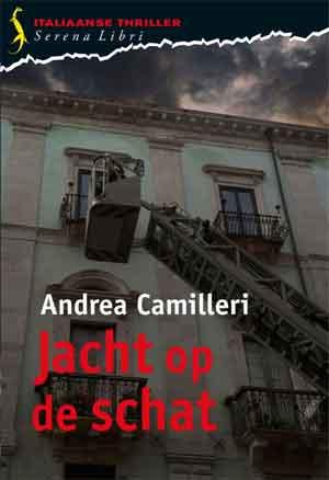 Andrea Camilleri Jacht op de schat Recensie