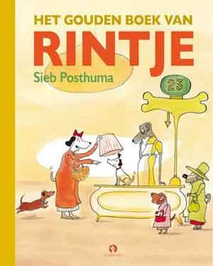 Sieb Posthuma Het gouden boek van Rintje - Gouden Boekje