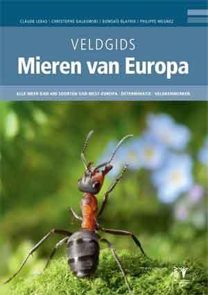 Veldgids Mieren van Europa Recensie