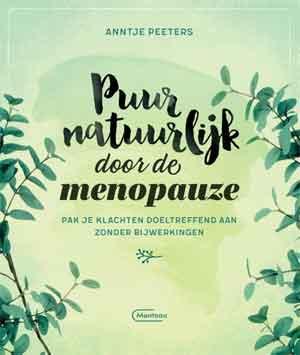 Anntje Peeters Puur natuurlijk door de menopauze Recensie