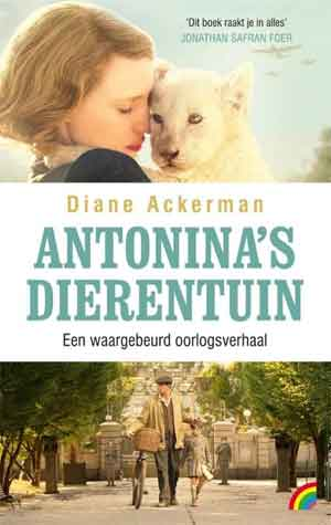Diane Ackerman Antonia's dierentuin Rainbow Pocket 1352