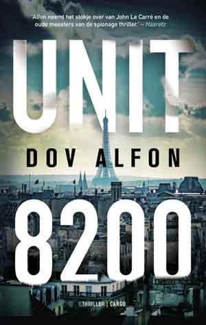 Dov Alfon Unit 8200 Recensie