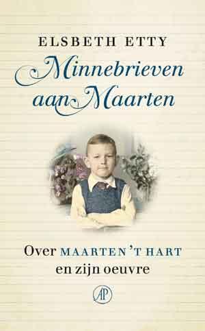 Elsbeth Etty Minnebrieven aan Maarten Recensie Boek over Maarten't Hart