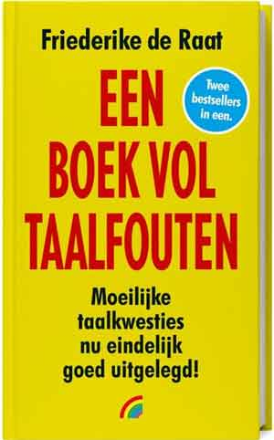 Friederike de Raat Een boek vol taalfouten Rainbow Pocket 1328