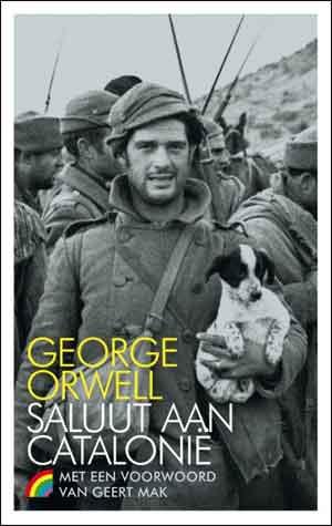 George Orwell Saluut aan Catalonië Rainbow Pocket 1336
