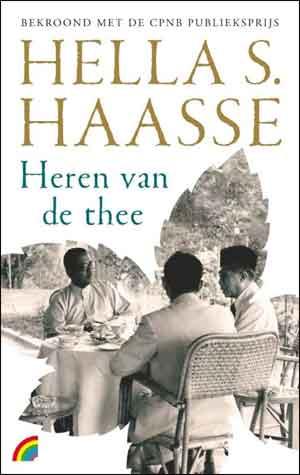 Hella Haasse Heren van de thee Rainbow Pocket 1326