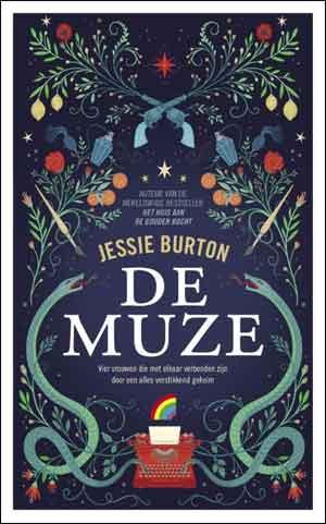 Jessie Burton De muze Rainbow 1320