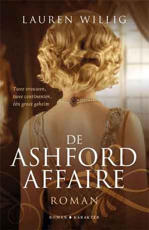 Lauren Willig De Ashford Affaire Recensie