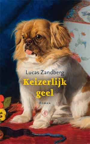 Lucas Zandberg Keizerlijk geel Recensie