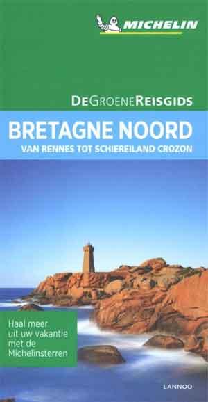 Michelin Reisgids Bretagne Noord Recensie