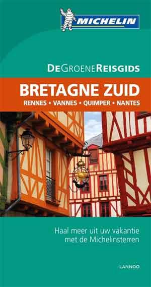 Michelin Reisgids Bretagne Zuid Recensie