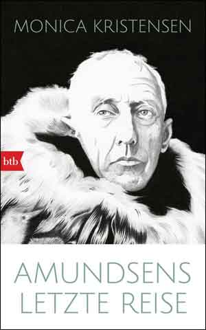 Monica Kristensen Amundsens letzte Reise Recensie Boek over Roald Amundsen
