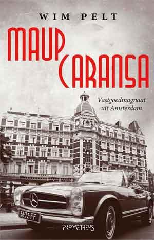 Wim Pelt Maup Caransa Biografie Recensie