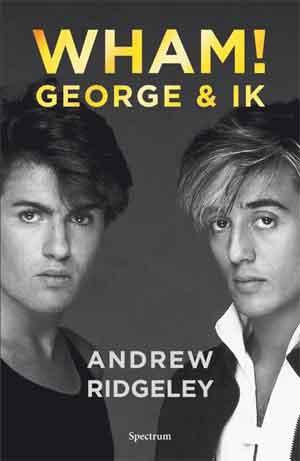 Andrew Ridgeley WHAM! George & ik Recensie