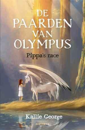 Kallie George De paarden van Olympus Pippa's Race Recensie