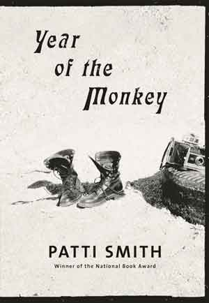 Patti Smith Year of the Monkey Recensie