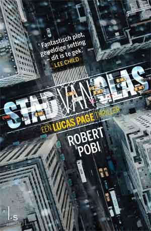 Robert Pobi Stad van glas Recensie