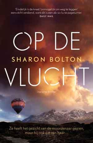 Sharon Bolton Op de vlucht Recensie