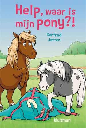 Gertrud Jetten Help waar is mijn pony Recensie