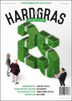 Hard Gras 128 jubileumnummer 25 jaar Hard Gras
