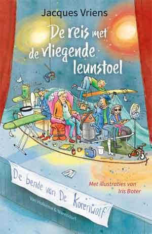 Jacques Vriens De reis met de vliegende leunstoel Recensie