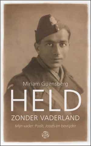 Miriam Guensberg Held zonder vaderland Recensie